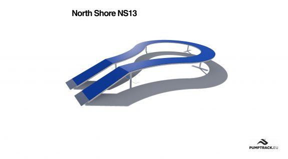 Kładka North Shore Ns13