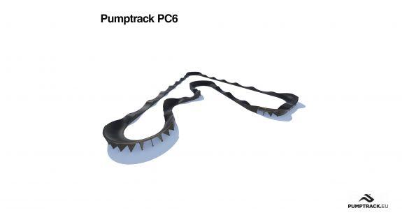 PC6 - Pumptrack modulare